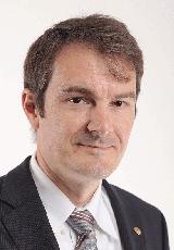 Stefan Bucher, Chief Technical Officer
