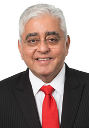 Suresh Goklaney, Vice Chairman