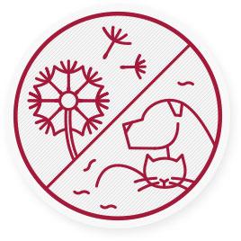 Je häufiger wir mit Allergenen bzw. Allergieträgern in Kontakt geraten, umso größer ist die Wahrscheinlichkeit, dass wir Allergien entwickeln.