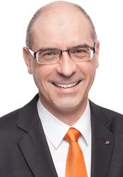 Urs Meier, CFO