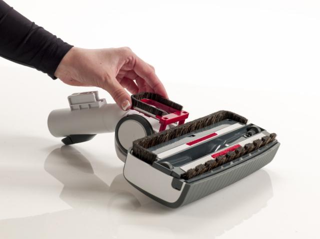 Autocomb universal brush