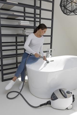 Ecolux 115 Lifestyle Dampfreiniger