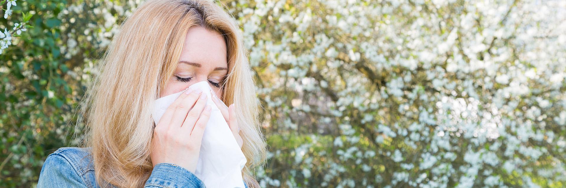 Lassen Sie Ihre Allergie behandeln