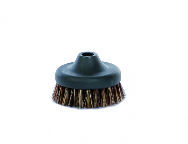 Big natural fibre brush