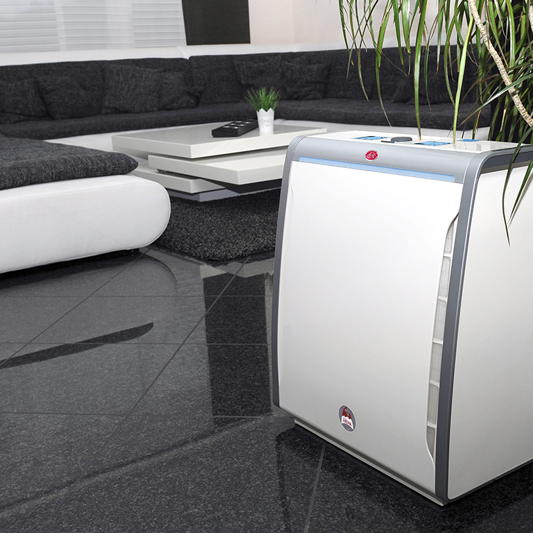 Use air purifier