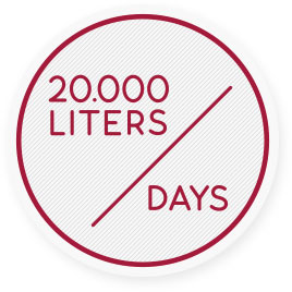 It is estimated that you breathe 20,000 liters of air each day. This means the more polluted the air is, the more we breathe dangerous chemicals into our lungs.