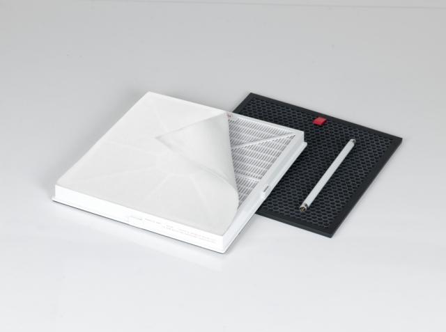 Anti-tobacco filter set