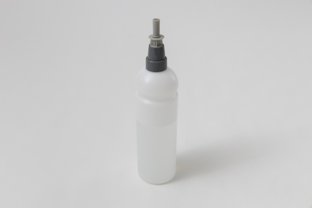 Filling bottle