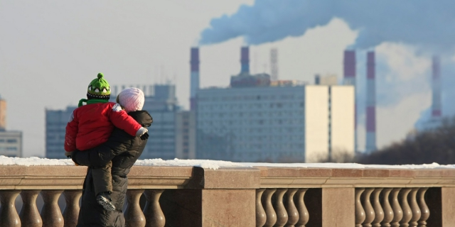 Protect yourself from winter smog
