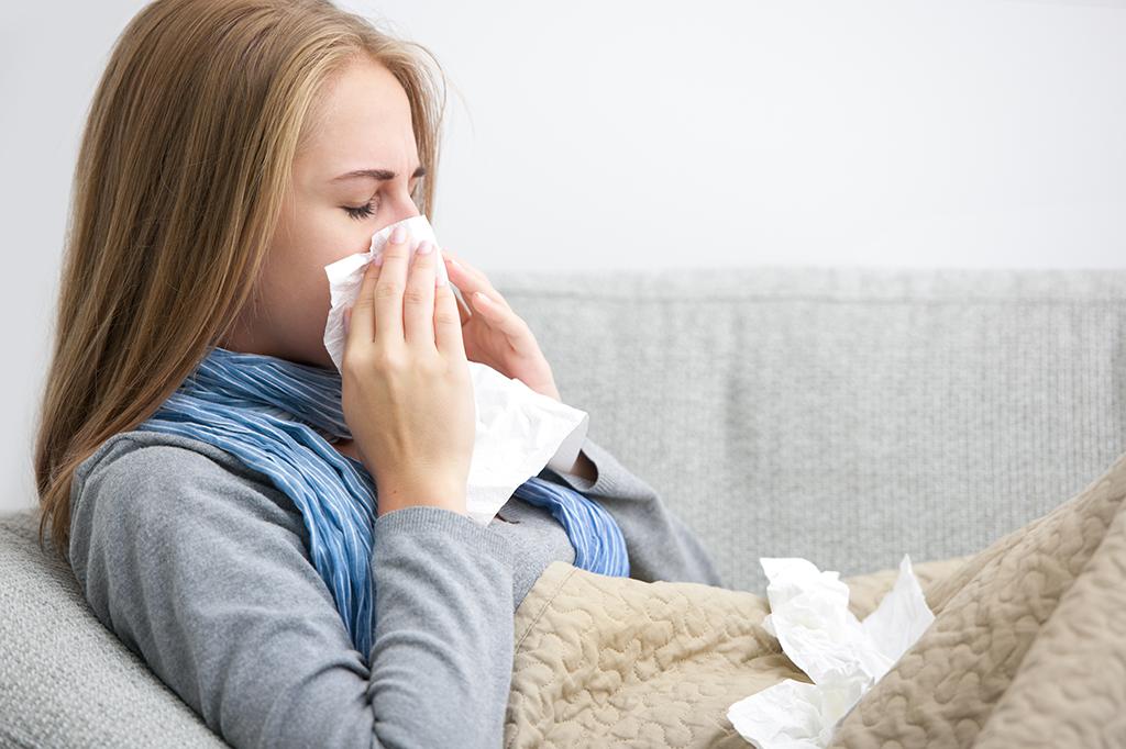 Nátha és influenza természetes kezelése