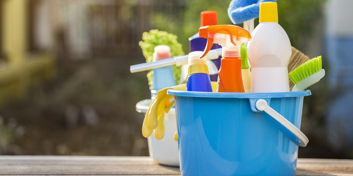 TIPS FOR A DEEP SPRING CLEANING