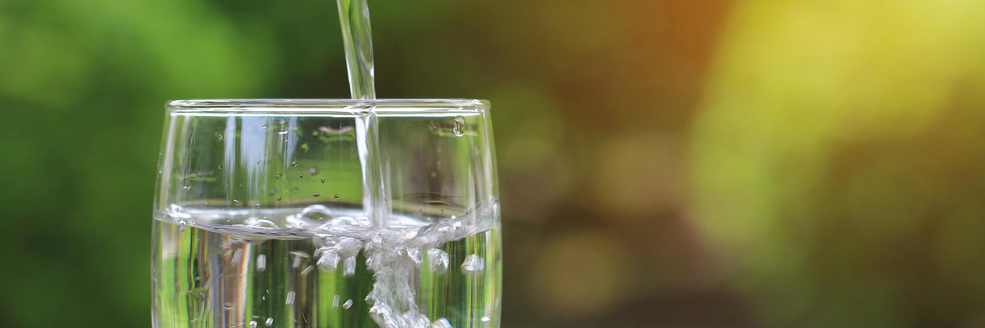 Tisztítsa meg ivóvizét