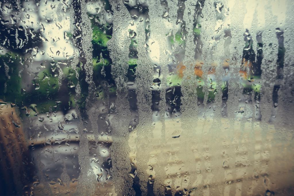 Stare attenti al livello di umidità dell'aria in casa