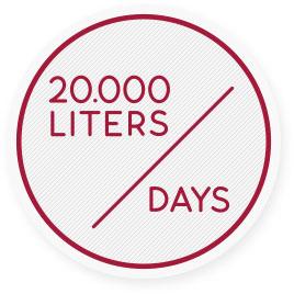 Si stima che si respirino circa 20.000 litri di aria al giorno. Ciò significa che più l'aria è inquinata, maggiori saranno le sostanze inquinanti che introduciamo nei nostri polmoni.