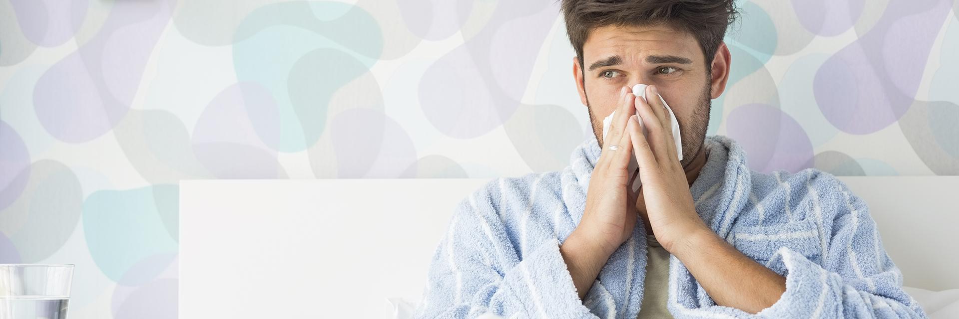 Glem forkjølelse og influensa