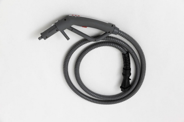 Hose with control handle