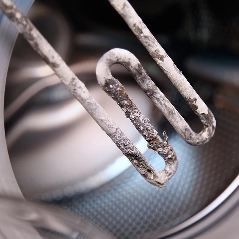Vaše elektronické stroje, vodovodné kohútiky môžu tiež ukázať, koľko vodného kameňa máte vo vode.