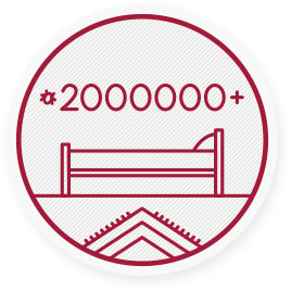 Viac ako 2 milióny roztočov môžu žiť v jednej matraci!