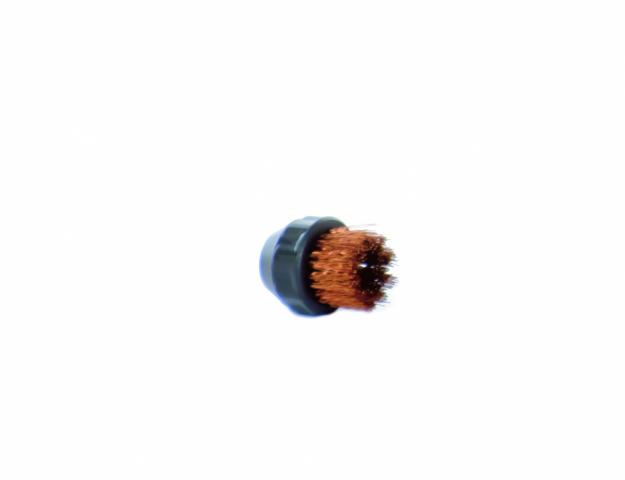 Copper brush