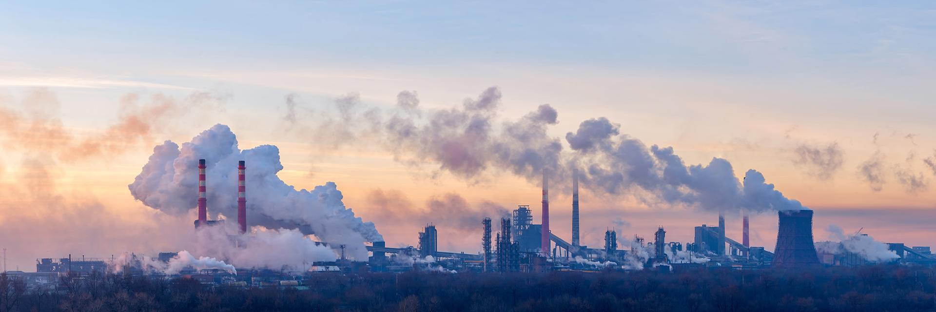 Riešenie znečisteného  ovzdušia
